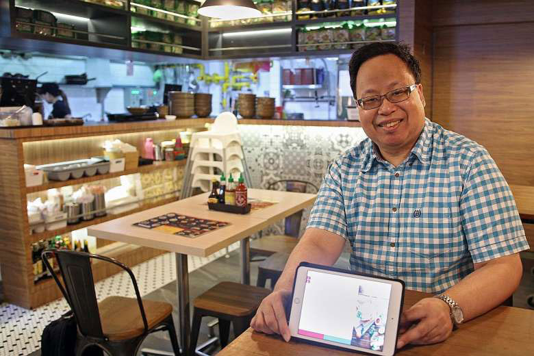 Strait Times Interview with Dr. Koh Wee Lit